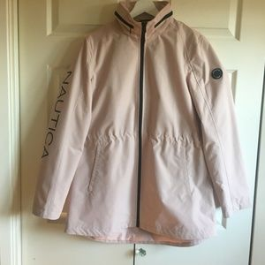 Nautica Water resistant Coat Polyester NEW Large